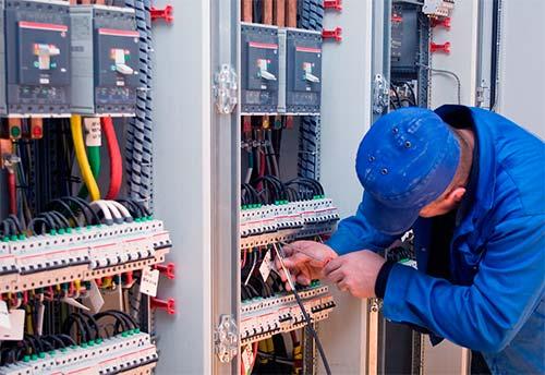 монтаж силовое электрооборудование