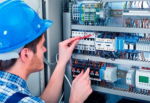 ремонт силового электрооборудования